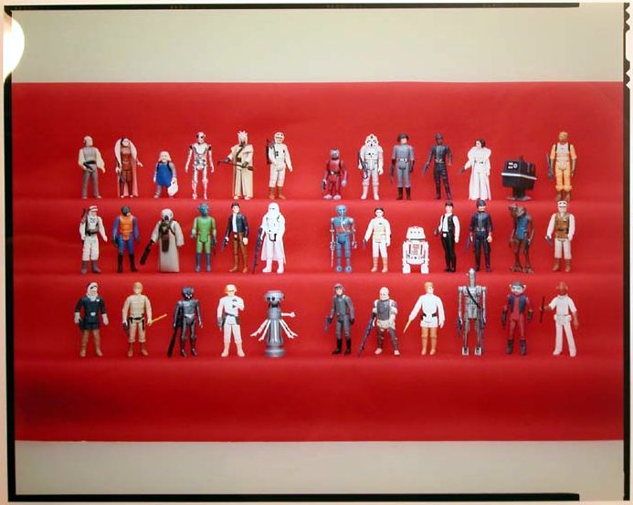 Star Wars Prototype Kenner Photography